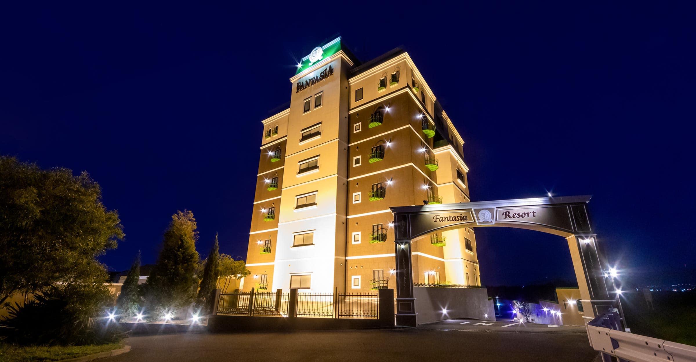 ラブホテル 浜松
